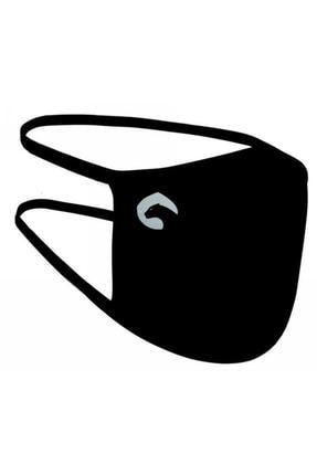 Panthzer Viraloff Enseden Askılı Yıkanabilir Dikişsiz Bez Maske