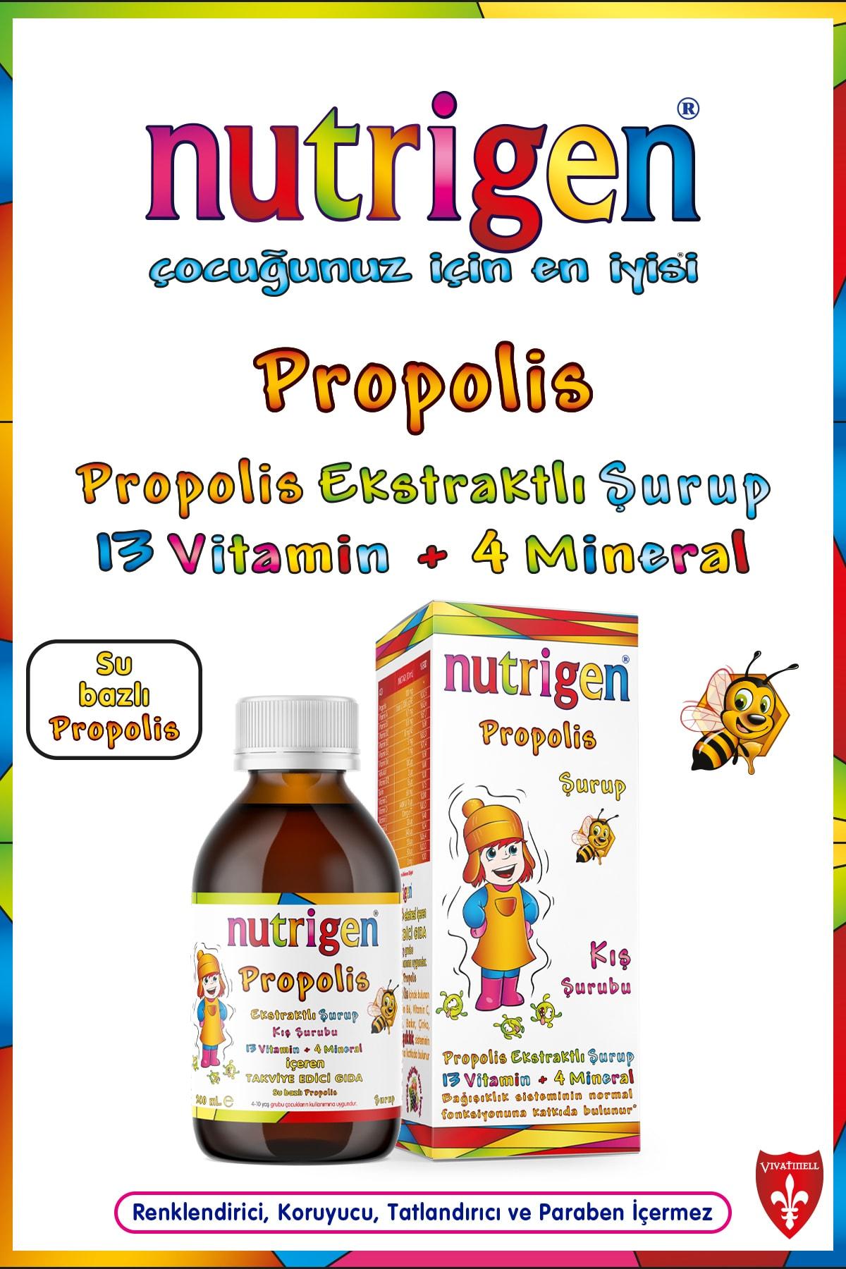 Nutrigen Propolis Şurup 200 ml*2 (2'li Fırsat Paketi) 2