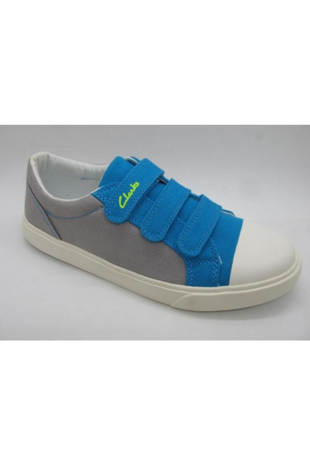 CLARKS Çocuk Keten Ayakkabı 2