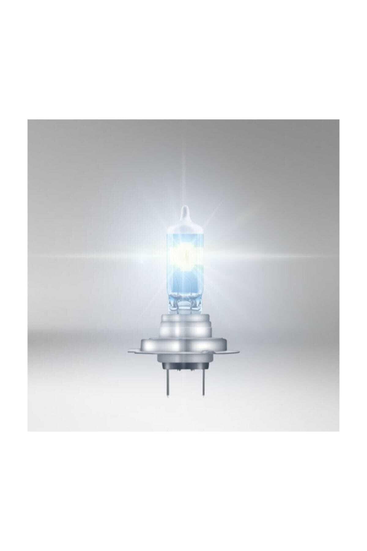Osram H7 Night Breaker Laser %150 Fazla Parlaklık+150m Uzun Performans Ampul Seti 2