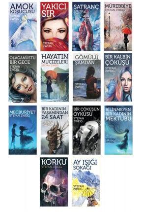 Halk Kitabevi Stefan Zweig Seti (14 Kitap Takım)