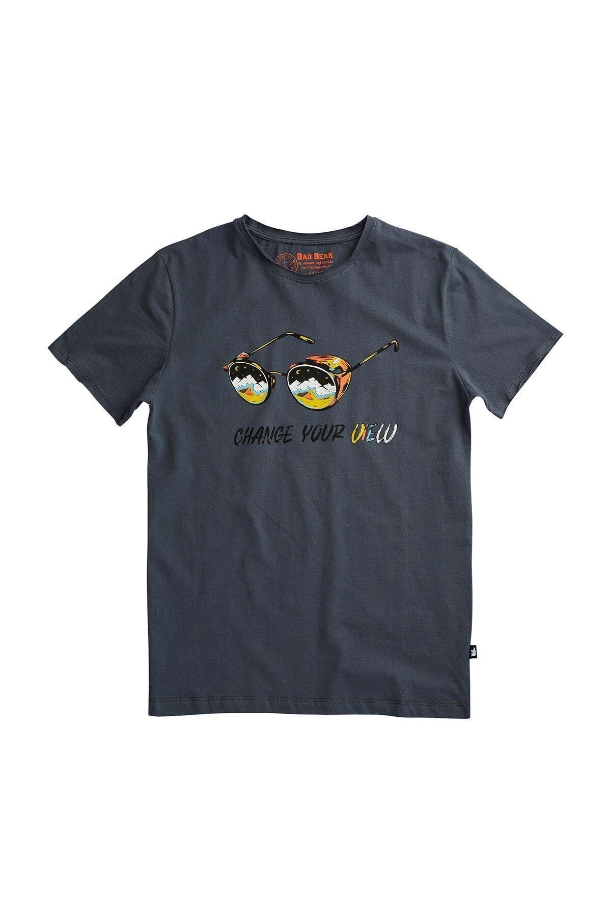 Bad Bear Erkek Baskılı Tişört (20.01.07.039-rvn) 2