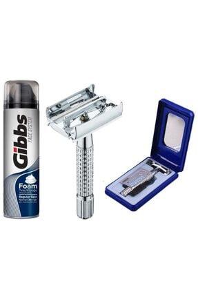 Transformacion Gibbs Regular Skin Tıraş Köpüğü Tıraş Bıçağı Seti 713637