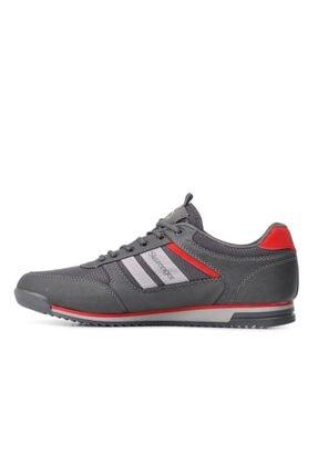 Slazenger Actıve K.gri Erkek Spor Ayakkabı