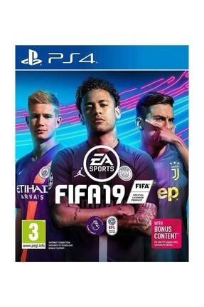 Electronic Arts Fifa 19- Türkçe Menü  Ps4 Oyun