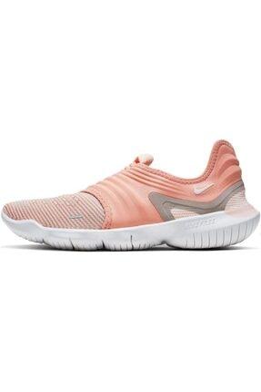 Nike Wmns Nıke Free Rn Flyknıt 3.0 Spor Ayakkabı Aq5708-600