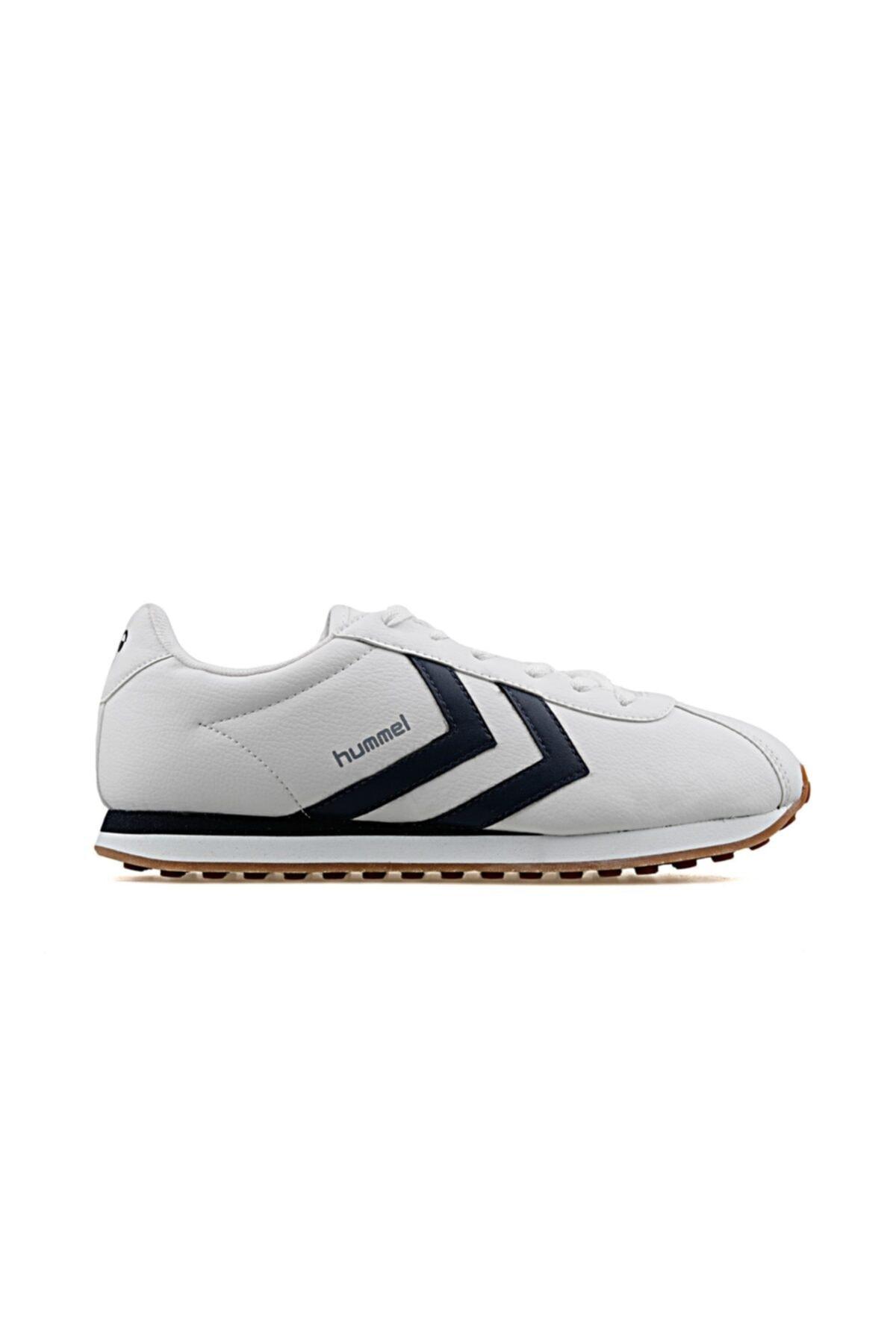 HUMMEL Unisex Beyaz Spor Ayakkabı - Hmlray Spor Ayakkabı 1