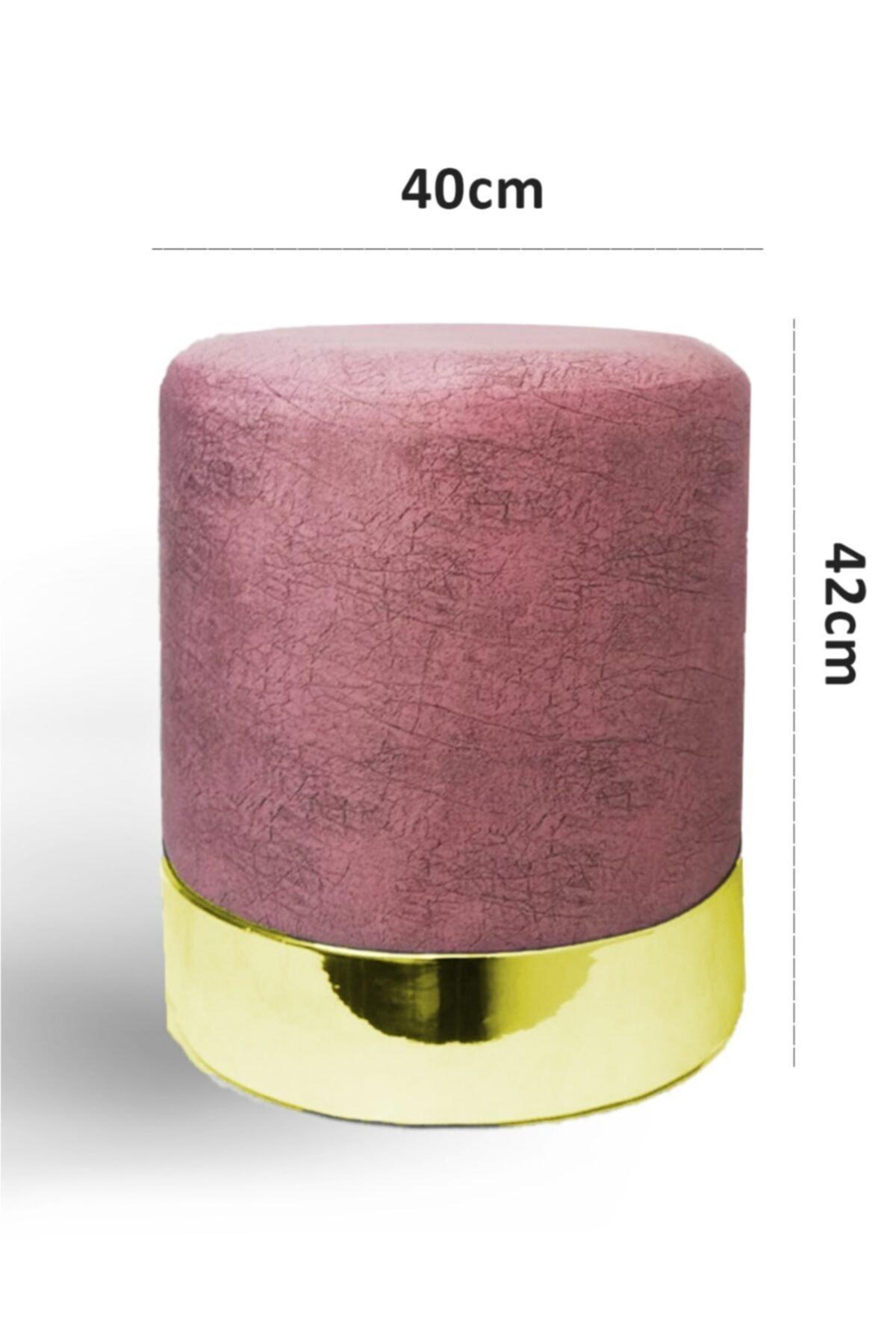 Zem Queen Rose - Gold Puf 2