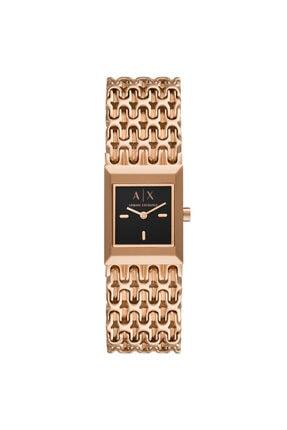 Armani Exchange Kadın Gold Kol Saati Ax5910