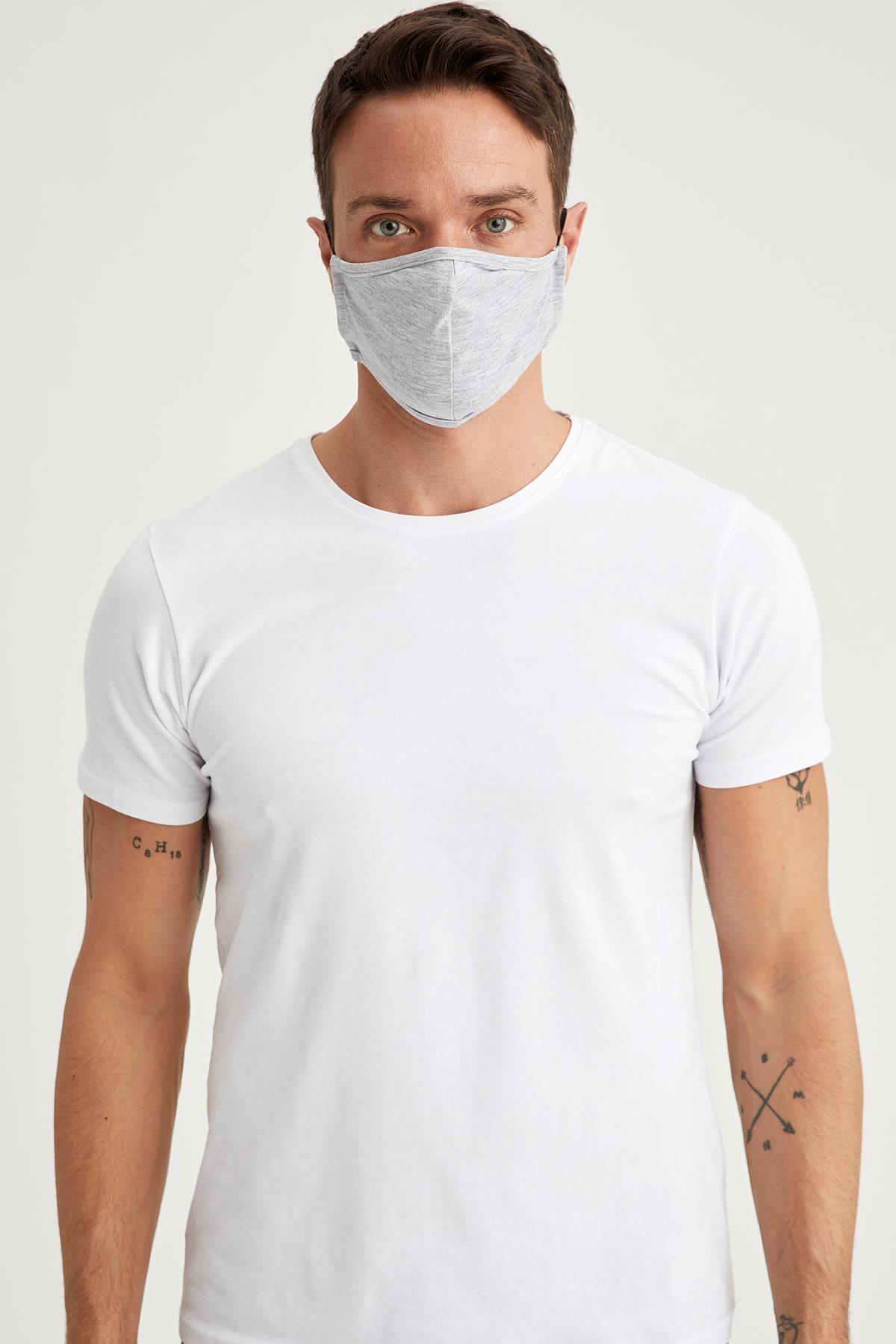 DeFacto Yıkanabilir Maske