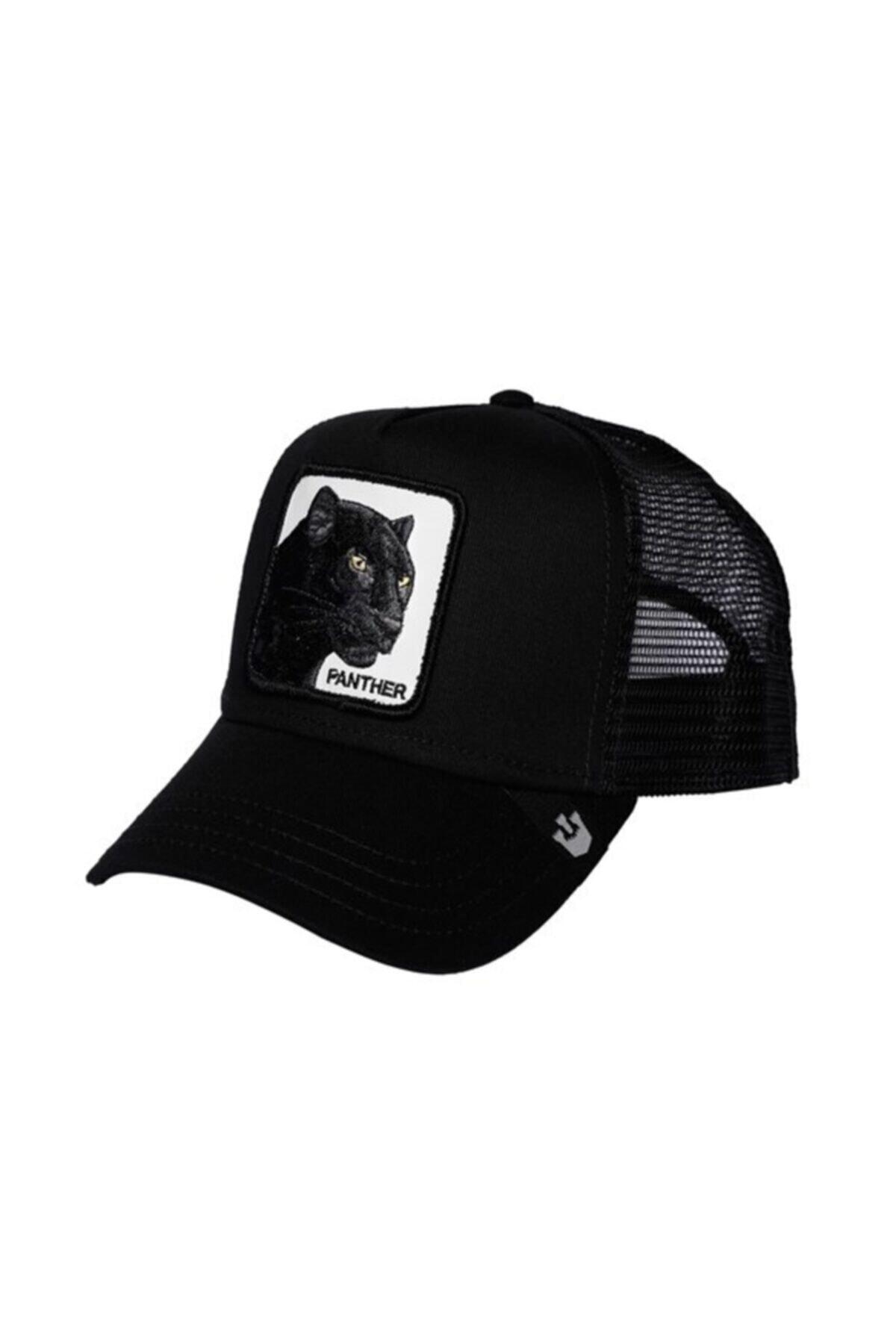 Goorin Bros Unisex Siyah Panther Şapka 2