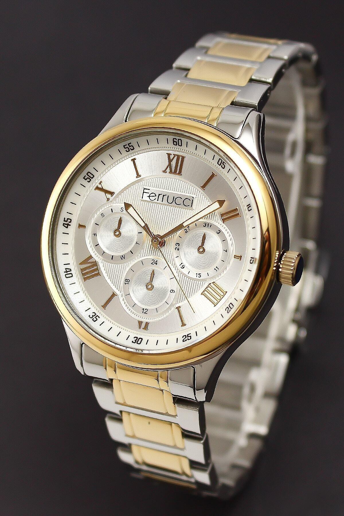 Ferrucci Fc.13105m.05 Kadın Kol Saati 1