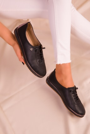 SOHO Siyah Kadın Casual Ayakkabı 16115
