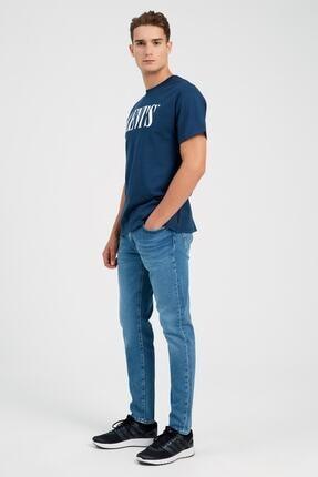 Levi's Erkek Mavi 512 Slim Taper Jeans 28833-0787