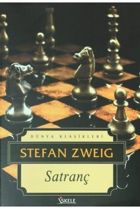 İskele Yayıncılık Satranç - Stefan Zweig 9786051774275