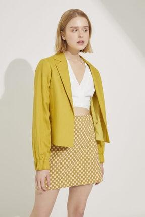 adL Kadın Lime Bomber Ceket