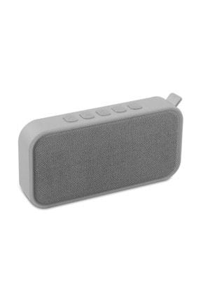 Mikado Md-55bt Gümüş Speaker Fm Destekli Bluetooth