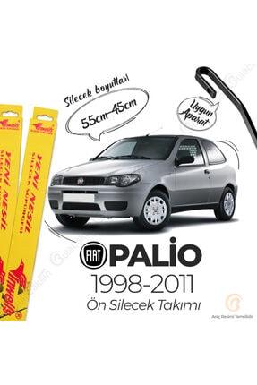 Inwells Fiat Palio Muz Silecek Takımı (1998-2011) Inwells