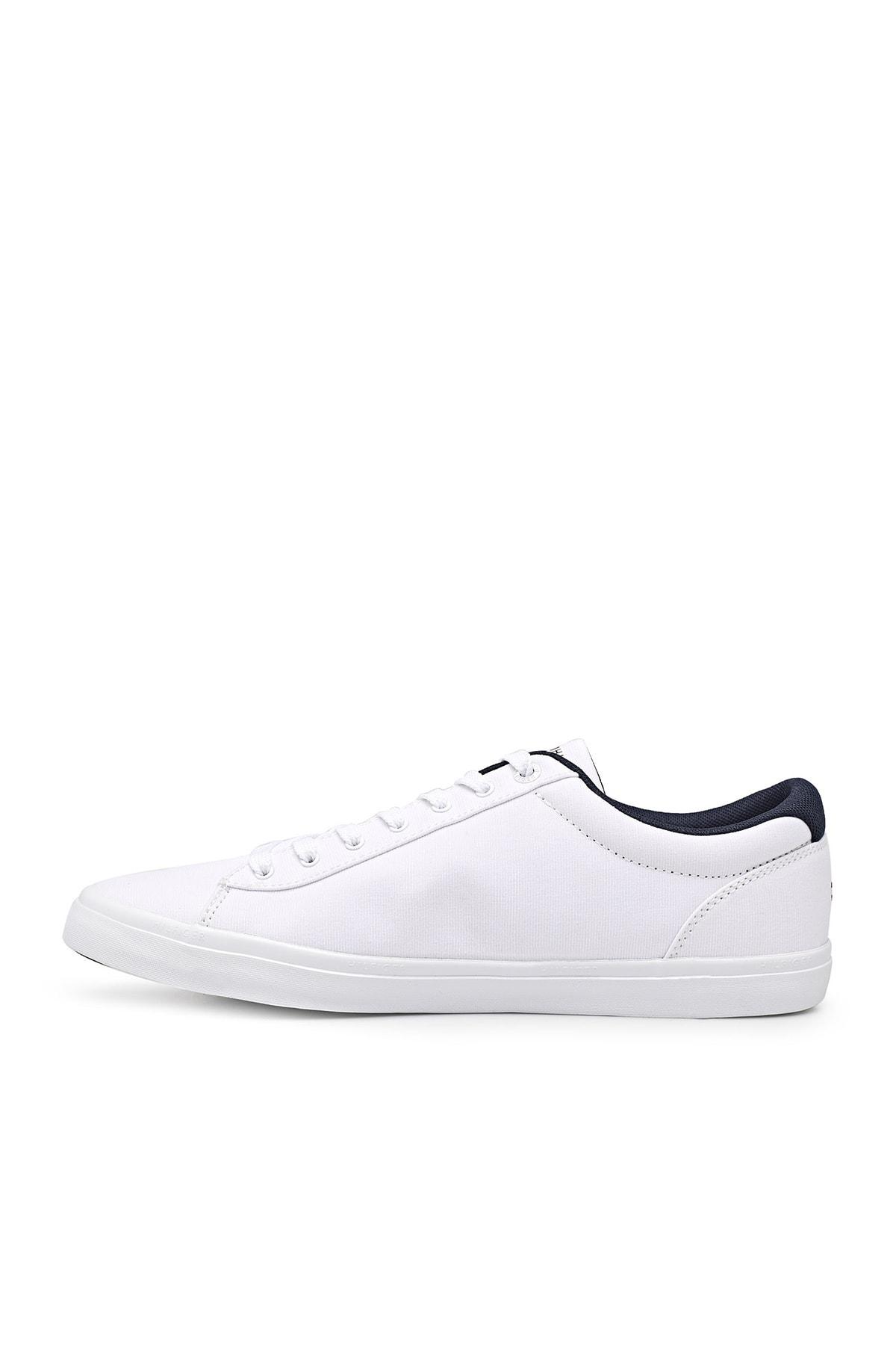 Tommy Hilfiger Erkek Beyaz Sneaker Ayakkabı Fm0fm03389 Ybr 2