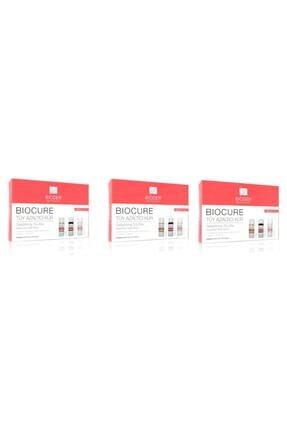 Bioder Bıocure Tüy Azaltıcı Kür Vücut Için 3x10 Ml 3'lü