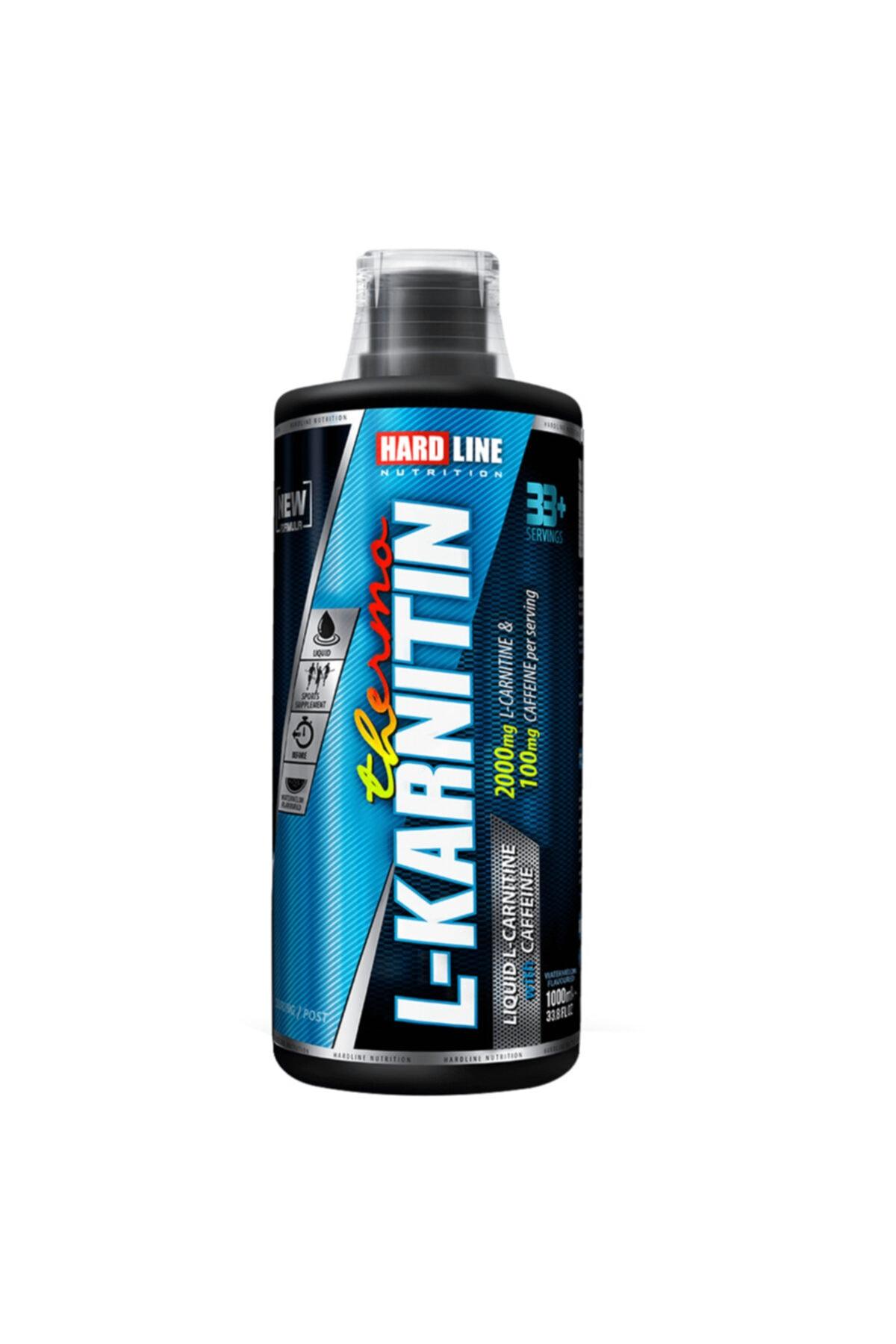 Hardline Thermo L-carnitine 1000 ml Şeftali Aroma 1