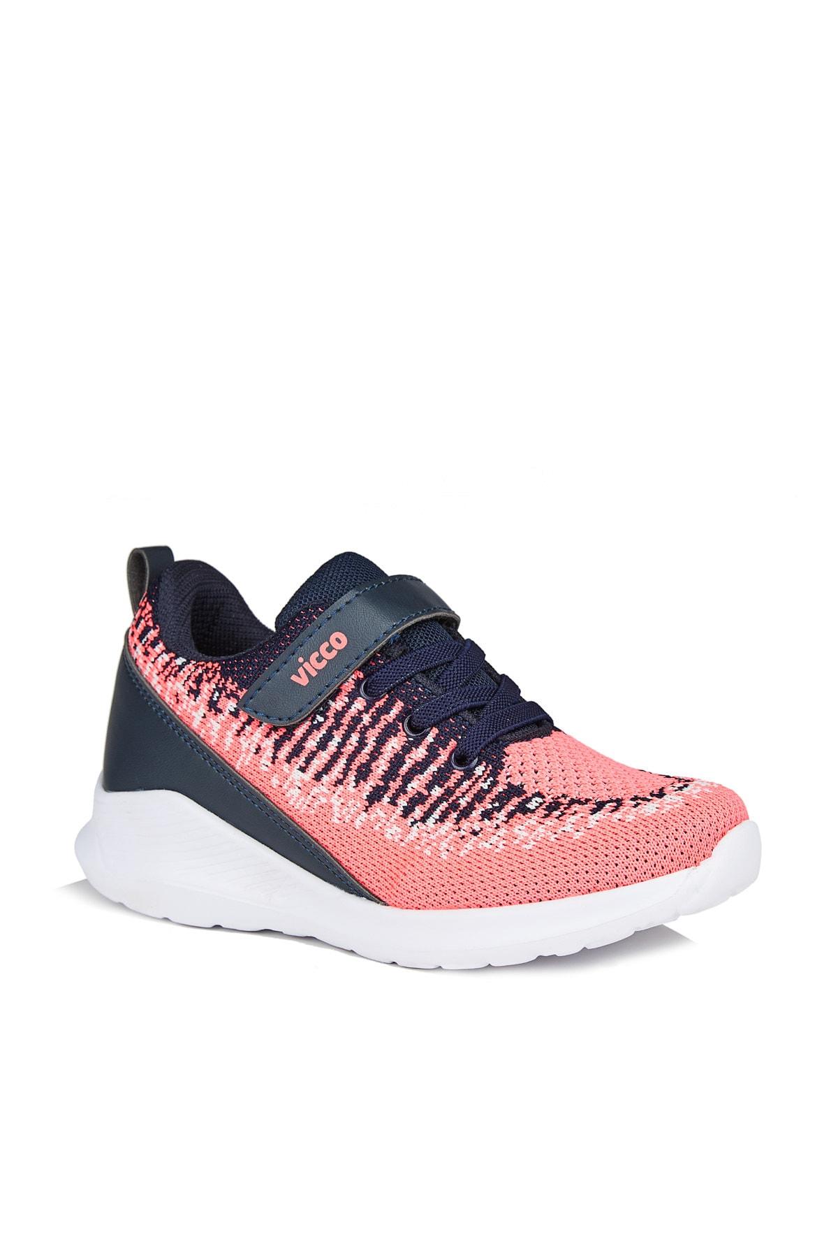 Vicco Kız Çocuk Lacivert Spor Ayakkabı 1