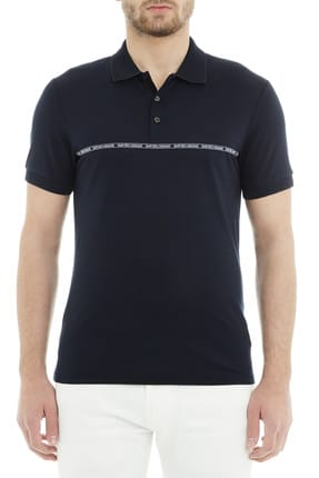 Emporio Armani Lacivert Erkek T-Shirt 3G1FL2 1JBQZ 0920
