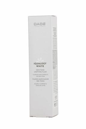 Babe Iqualogy White Skin Tone Unifying Fluid 50ml 8437004389200