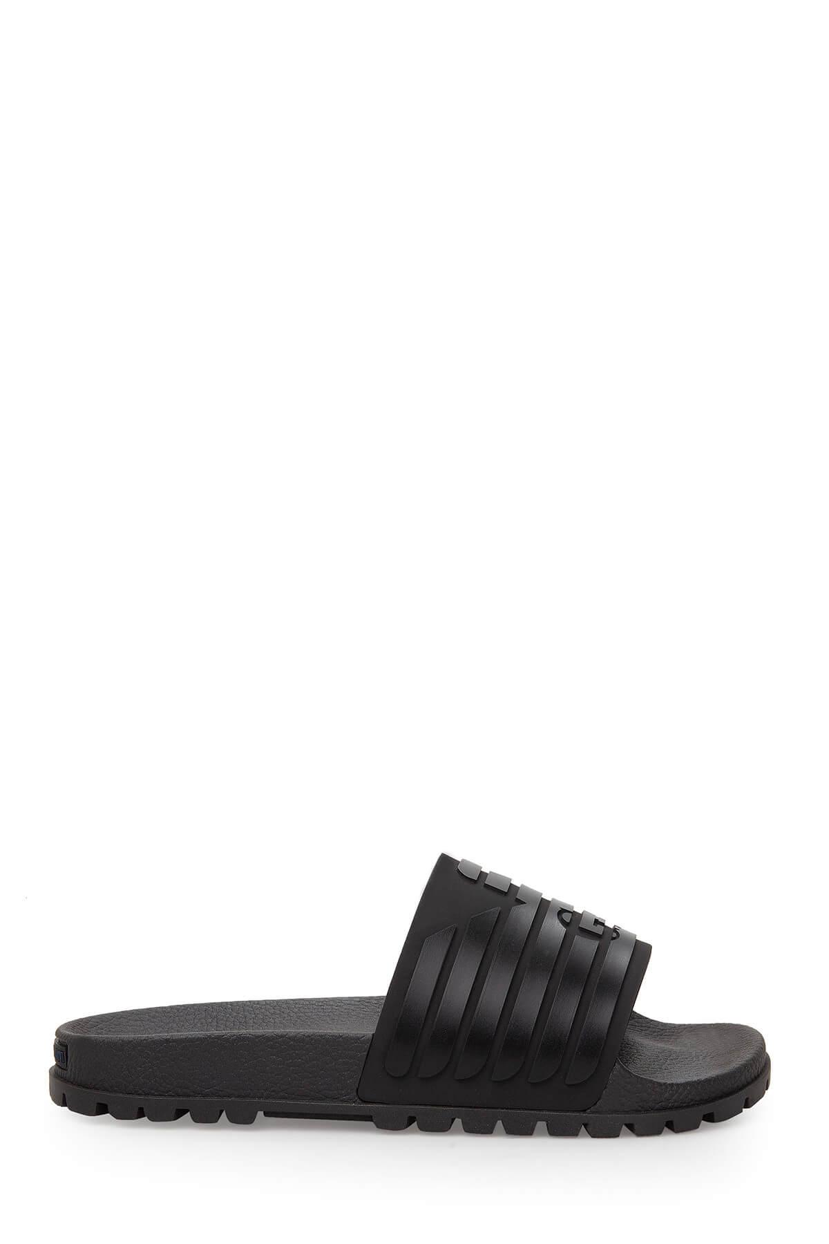 Emporio Armani Siyah Erkek Terlik X4P077 Xl273 A039 2