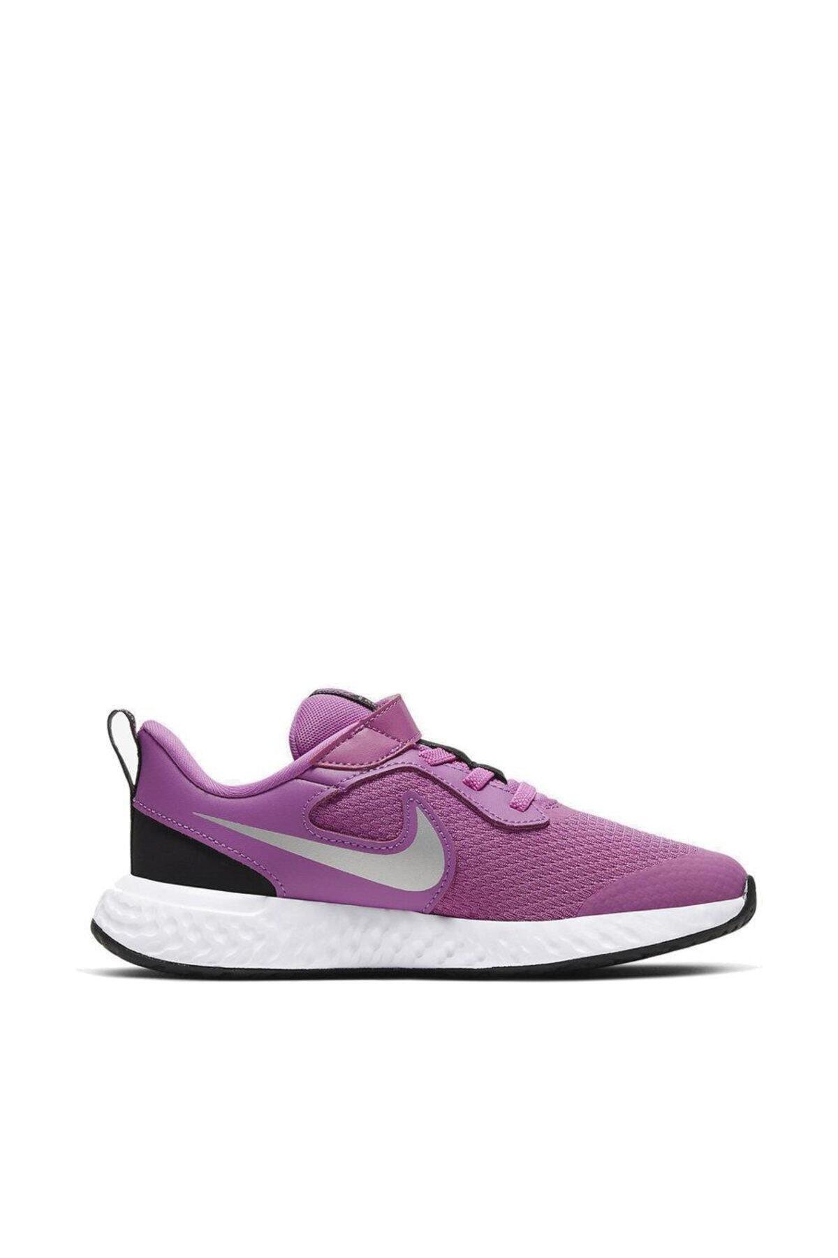 Nike Kids Kız Çocuk Pembe Koşu Ayakkabı Bq5672-610 1