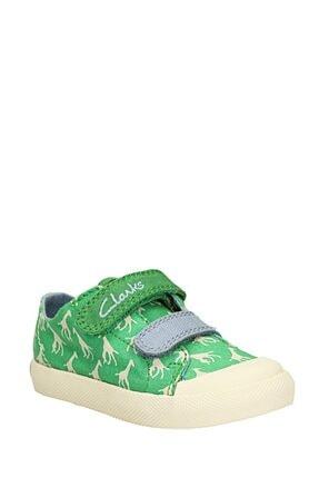 CLARKS Çocuk Yazlık Spor Ayakkabı