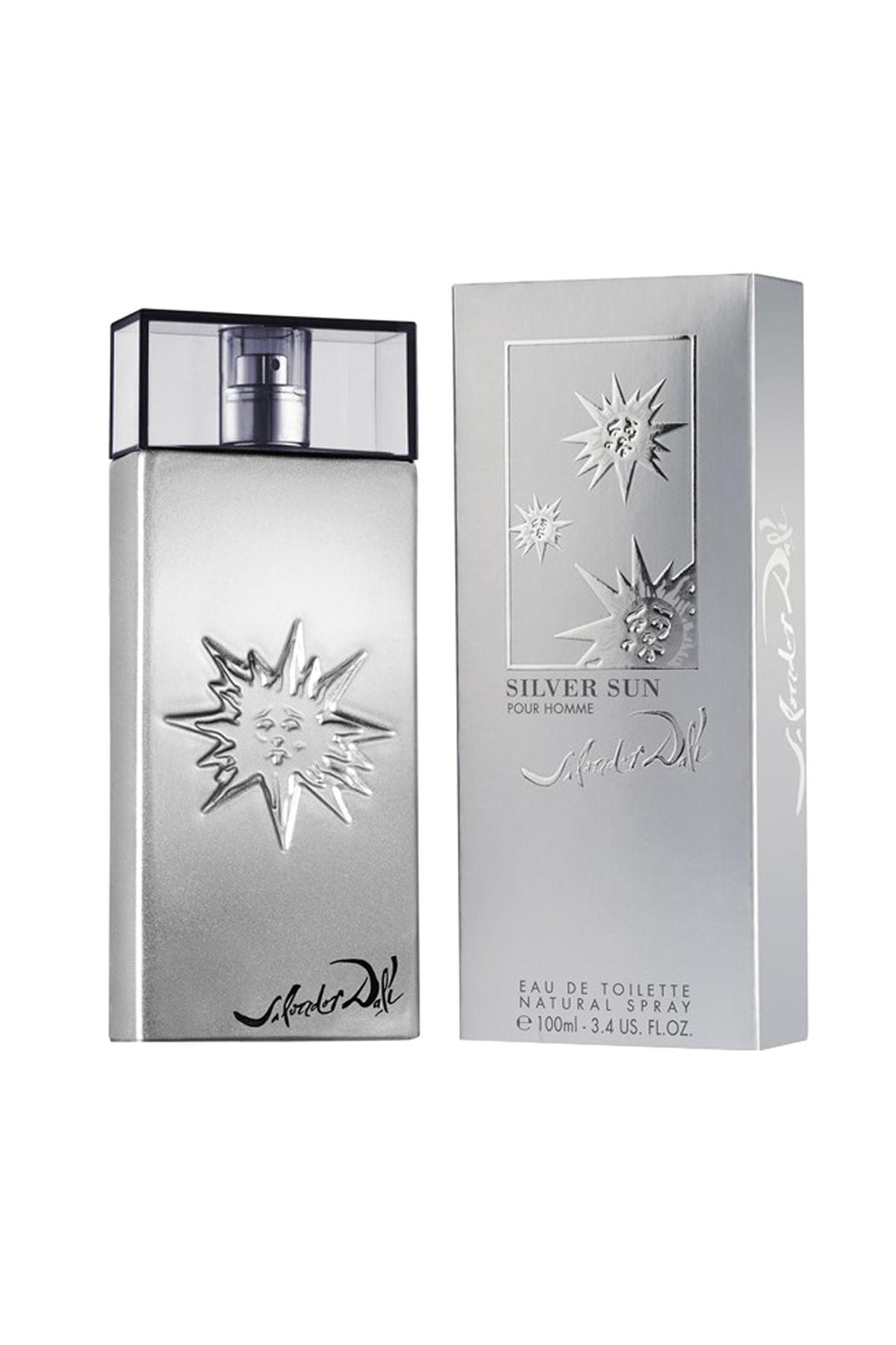 Salvador Dali Silver Sun Edt 100 ml Erkek Parfümü 3331436350030 1