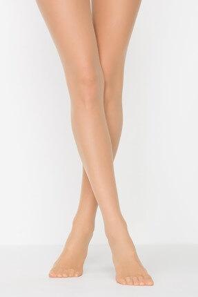 Penti Kadın 57-Ten Külotlu Çorap Polyamid Hamile Külot