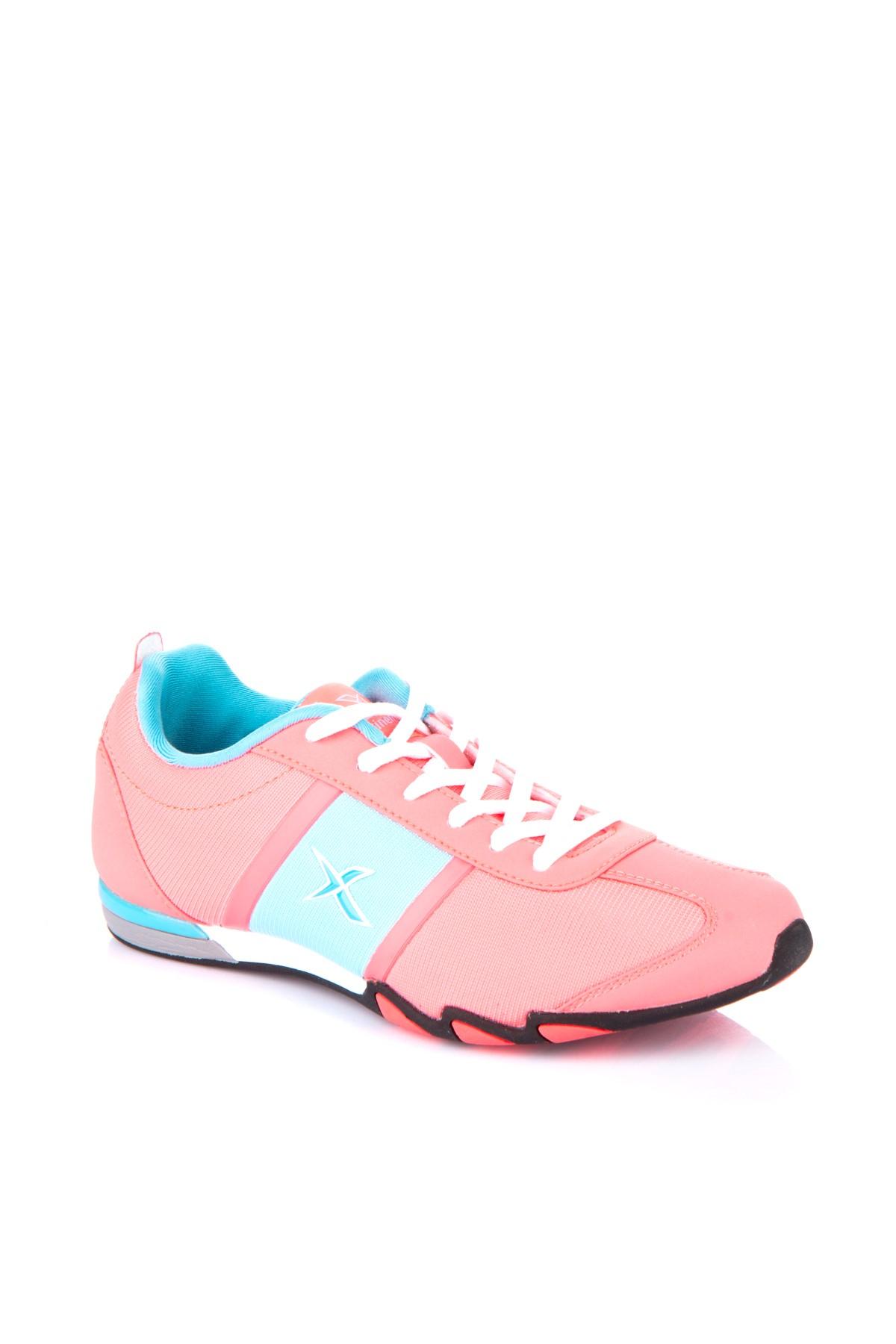 Kinetix 1235373 Fuşya Mavi Kadın Fitness Ayakkabısı 100180971 2