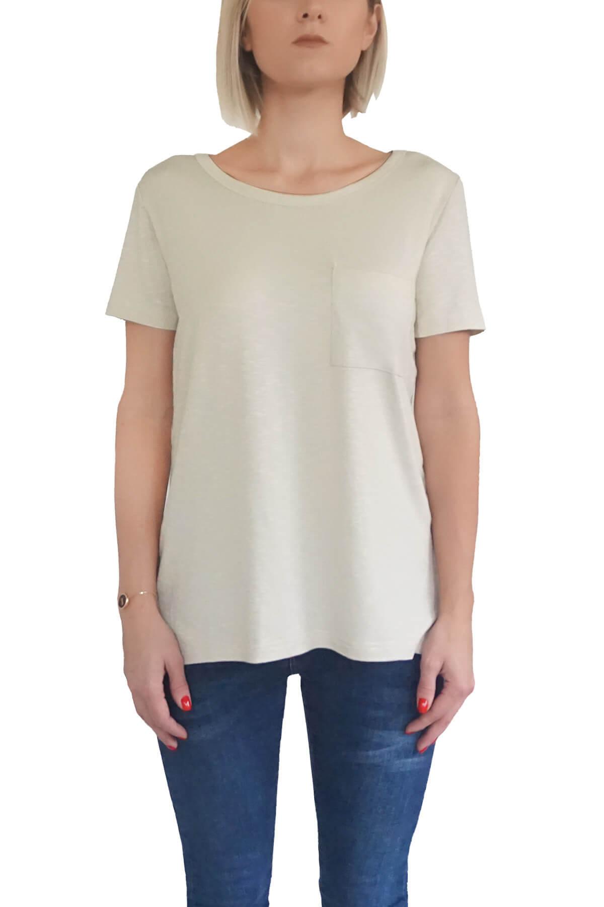 MOF Kadın Taş T-Shirt SYCT-T 1