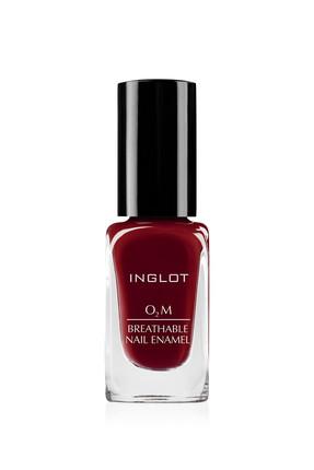 INGLOT Oje - O2M Breathable Nail Enamel 652 11 ml 5907587116528