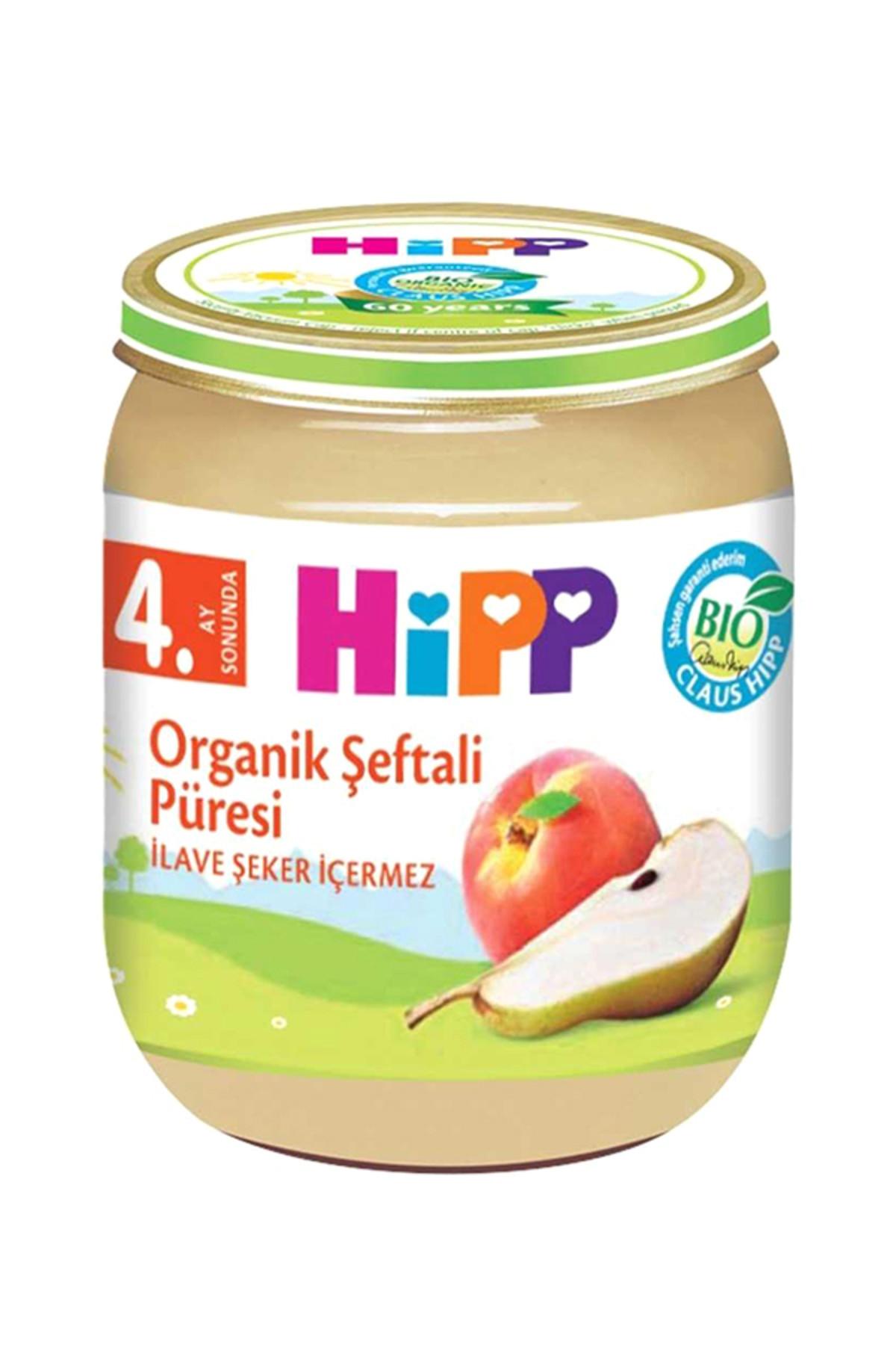 Hipp Organik Şefta'Li Püresi 125 gr 1