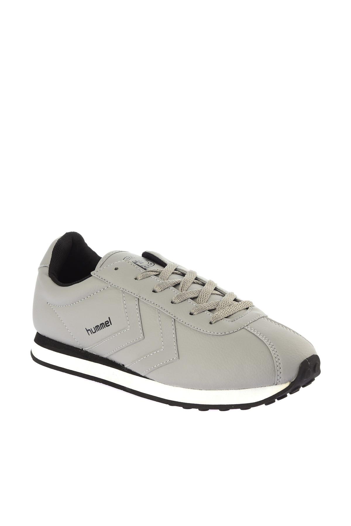 HUMMEL Unisex Gri Spor Ayakkabı - Hmlray Spor Ayakkabı 1