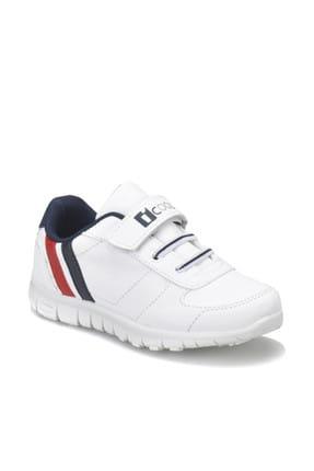 I COOL DEMBA Beyaz Lacivert Kırmızı Erkek Çocuk Sneaker 100315015
