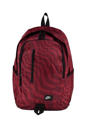Nike Unisex Kırmızı Sırt Çanta Ba5231-622