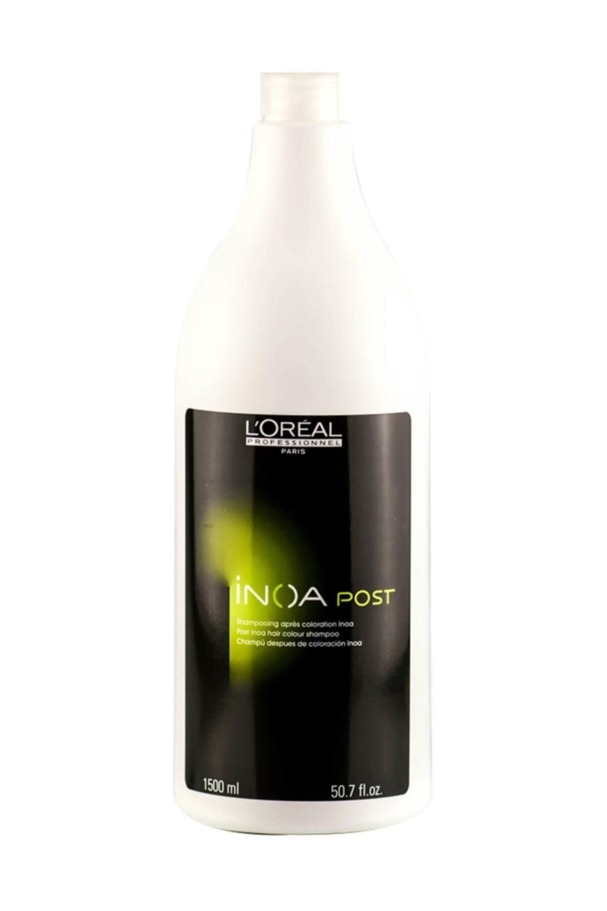 İNOA Boyalı Saçlar Için Şampuan 1500 Ml 3474630283626 1