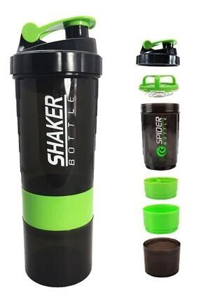 bimbambom Spıder Bottle Sporcu Matara Yeşil