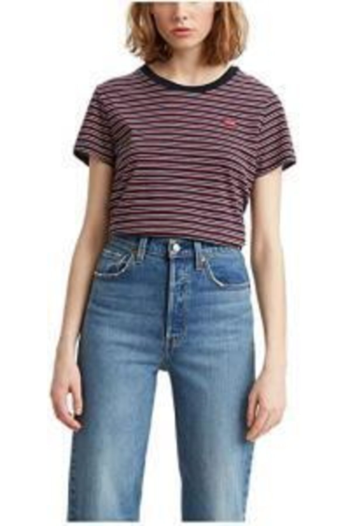 Levi's Kadın T-Shirt 39185-0102 1