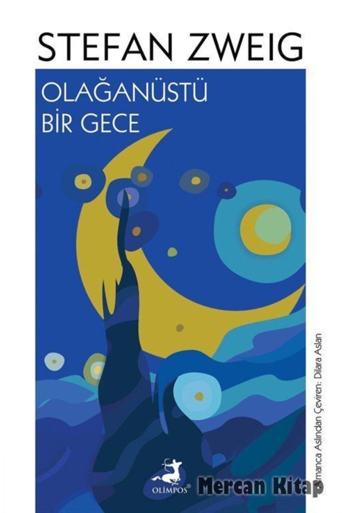 Olimpos Yayınları Olağanüstü Bir Gece 1