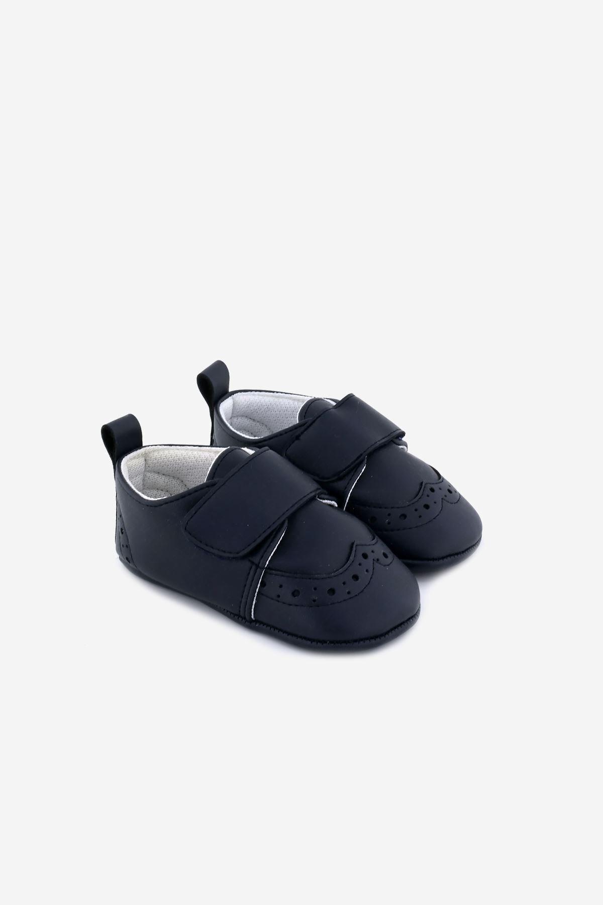 Funny Baby Cırtlı Yürüme Öncesi Bebek Ayakkabı 1
