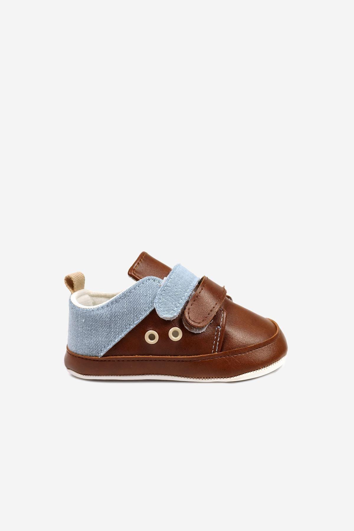 Funny Baby Çift Cırtlı Bebek Ayakkabısı 2