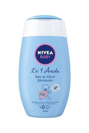 Nivea Baby Saç ve Vücut Şampuanı 200ml