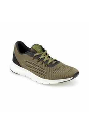 Kinetix MEYO Haki Erkek Koşu Ayakkabısı 100358508