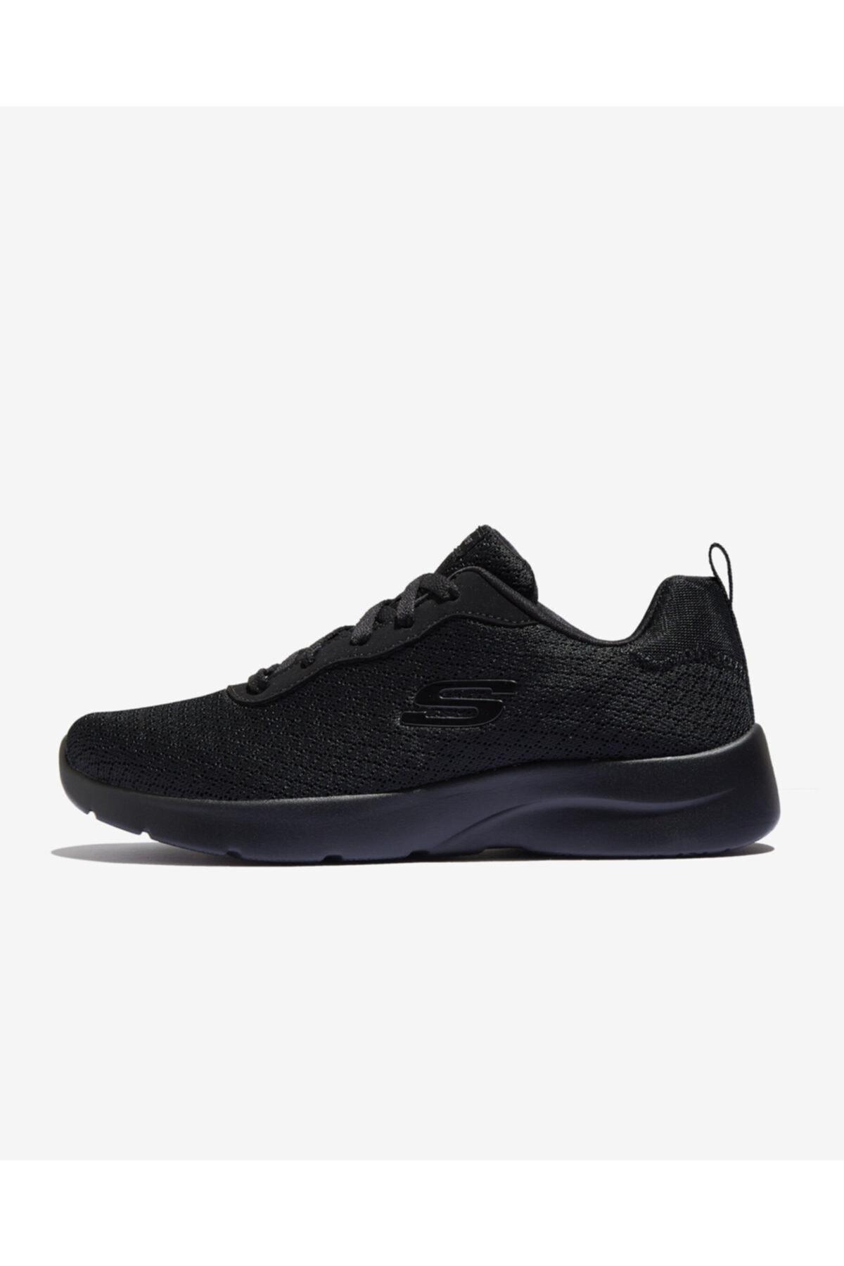 SKECHERS DYNAMIGHT 2.0-EYE TO EYE Kadın Siyah Spor Ayakkabı 1