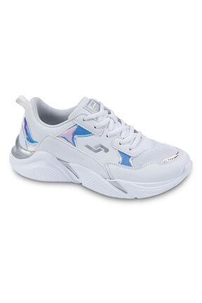 Jump 24800 Kadın Spor Ayakkabı - Beyaz-white